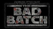 Bad Batch Logo schwarz