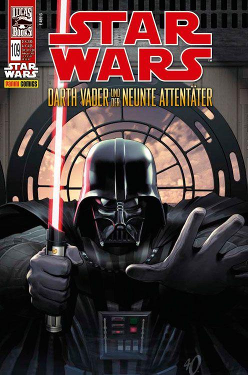 Darth Vader und der neunte Attentäter