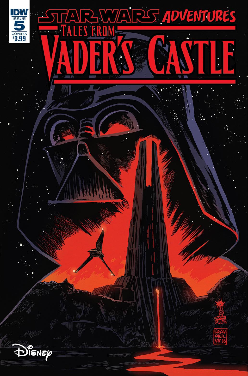 Darth Vaders Schreckensherrschaft