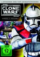 The Clone Wars Staffel 3 Vol.1
