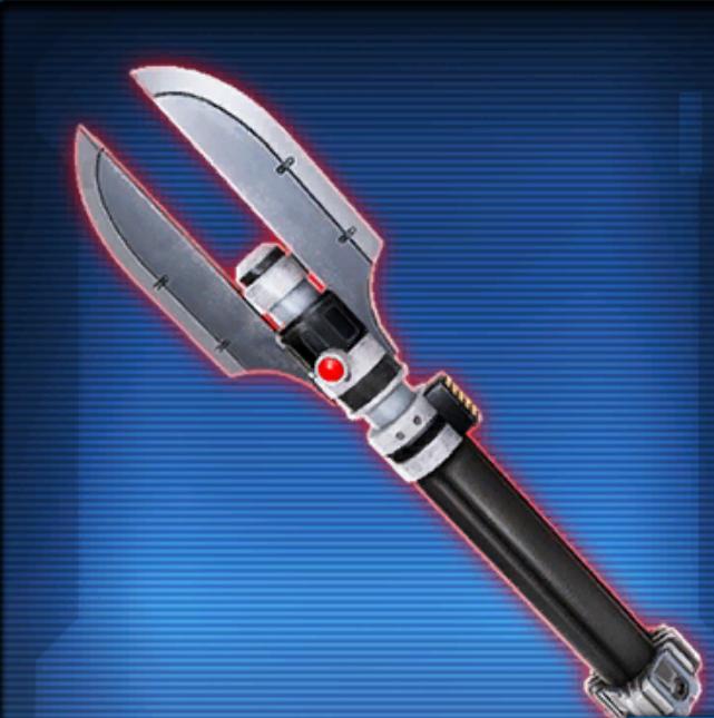 Malgus' Lichtschwert