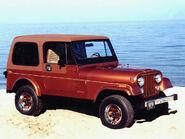 1982 Jeep CJ-7 Limited