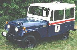 Jeep DJ5D