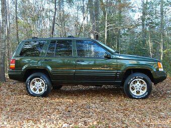 Jeep Grand Cherokee Jeep Wiki Fandom