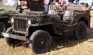 Willys MB Jeep 1944