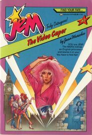 Jem - Find Your Fate - The Video Caper