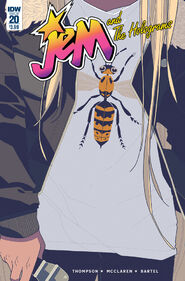 Jem and The Holograms, Issue 20 - 01
