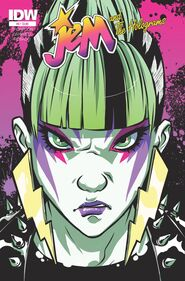 Jem and The Holograms (comics) - Issue 6 - 01