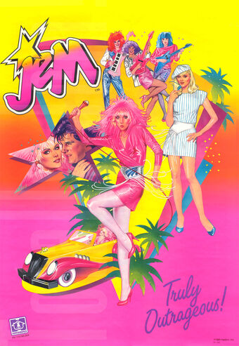 Jem Tv Series Jem Wiki Fandom