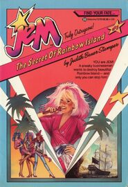 Jem - Find Your Fate - The Secret of Rainbow Island