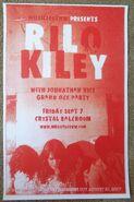 2007-09-07 concert poster