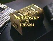 Friendship in Vienna
