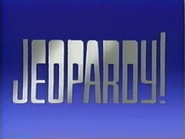Jeopardy! Season 2 Logo
