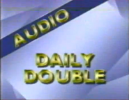 Jeopardy! S3 Audio Daily Double Logo-C