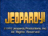 Jeopardy! 1992 Grid Set Closing Card-3