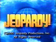 Jeopardy! 1995 Grid Set Closing Card