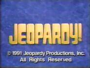 Jeopardy! 1991 Grid Set Closing Card-3