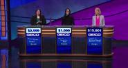Jeopardy Geico direct sponsor podium