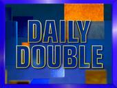 Jeopardy! S22 Daily Double Logo
