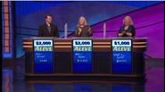 Jeopardy! 2013 Set (18)