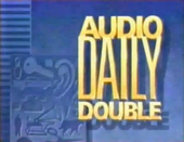 Jeopardy! S5 Audio Daily Double Logo