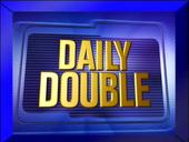 Jeopardy! S18 Daily Double Logo