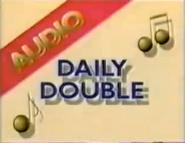 Jeopardy! S4 Audio Daily Double Logo-C