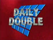Jeopardy! S14 Daily Double Logo
