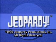 Jeopardy! 1990 Closing Card-7