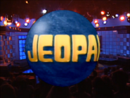 Jeopardy! 1991-1993 title card