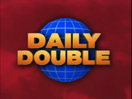 Jeopardy! S11 Daily Double Logo