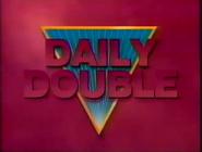 Jeopardy! S10 Daily Double Logo