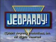 Jeopardy! 1994 Grid Set Closing Card-1