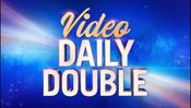 Jeopardy! Season 37 Video Daily Double Logo