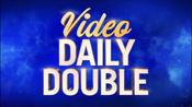 Season 38 Video Daily Double Logo
