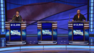 Jeopardy! with Two Contestants