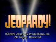 Jeopardy! 1993 Grid Set Closing Card-3