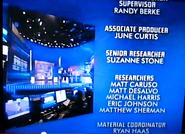Jeopardy Season 27 Credits - Full Version (Regular Game)