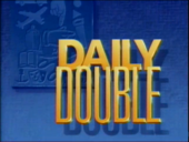 Jeopardy! S5 Daily Double Logo