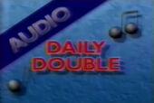 Jeopardy! S4 Audio Daily Double Logo-E