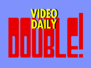 Jeopardy! S1 Video Daily Double Logo