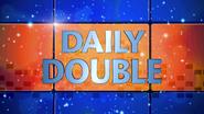 Jeopardy! S23 Daily Double Logo