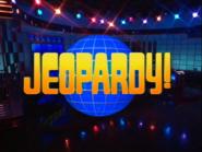 Jeopardy! 1994-1995 title card
