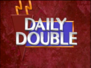 Jeopardy! S9 Daily Double Logo (Tournament Variant)