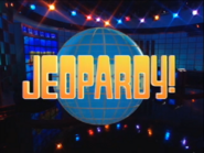 Jeopardy! 1995-1996 title card
