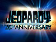 Jeopardy! Season 20 Logo-A