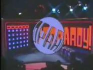 Jeopardy! 1984-1985 title card-A