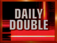 Jeopardy! S21 Daily Double Logo (Tournament Variant)
