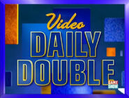 Jeopardy! S22 Video Daily Double Logo