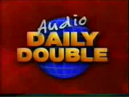 Jeopardy! S11 Audio Daily Double Logo
